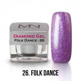Diamond Zselé - no.26. - Folk Dance - 4g