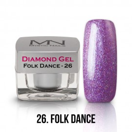 Diamond Zselé - no.26. - Folk Dance - 4g