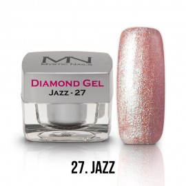 Diamond Zselé - no.27. - Jazz - 4g