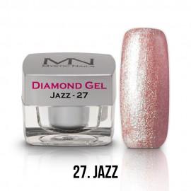 Diamond Zselé - no.27. - Jazz - 4g