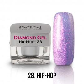 Diamond Zselé - no.28. - Hip Hop - 4g