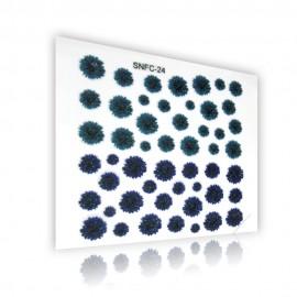3D Matrica - virág - 1