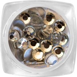 Crystal kő - SS20 - ezüst - 30 db/tégely