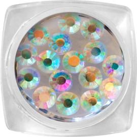Crystal kő - SS20 - hologramos - 30 db/tégely