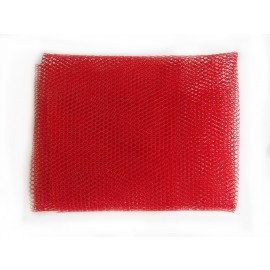 Díszítő Háló - Piros