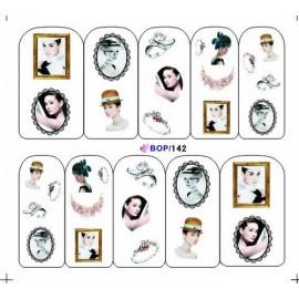 Nail Tattoo - BOP-142
