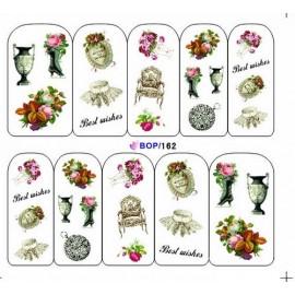 Nail Tattoo - BOP-162