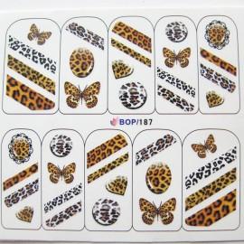 Nail Tattoo - BOP-187