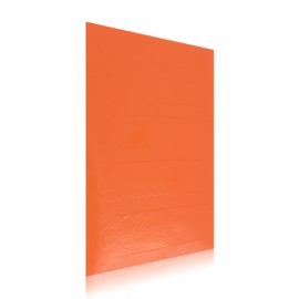 Pasztell francia matrica - 02 - Narancs