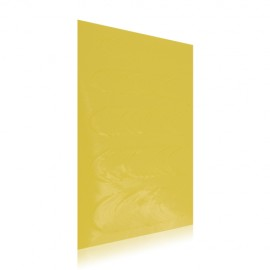 Pasztell francia matrica - 03 - Sárga