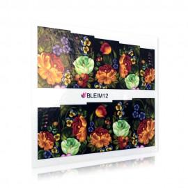 Virágmintás matrica - BLE/M12