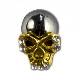 Köröm díszítő - Halloween 3D - 000
