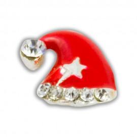 Köröm díszítő - Karácsony 3D - 267