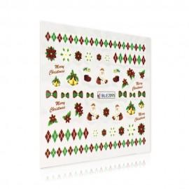 Karácsonyi Matrica - BLE2095