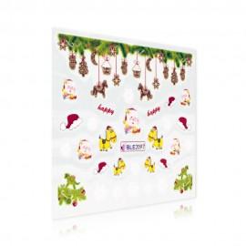 Karácsonyi Matrica - BLE2097