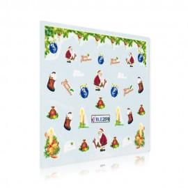 Karácsonyi Matrica - BLE2098
