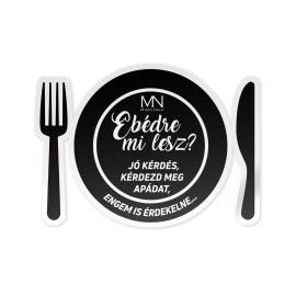 Ajtómatrica - Ebédre mi lesz?