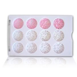 Pink / Opál Gyöngyök