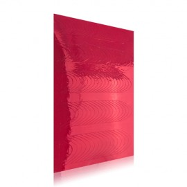 Króm francia matrica - 03 - Piros