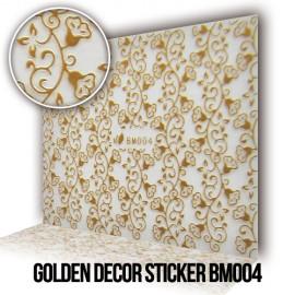 Arany Dekor Matrica BM004