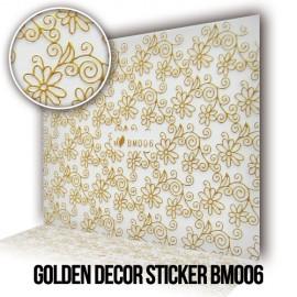Arany Dekor Matrica BM006