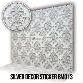 Ezüst Dekor Matrica BM013