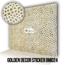 Arany Dekor Matrica BM024