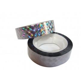 Díszítő Tekercs - 6 - Ezüst