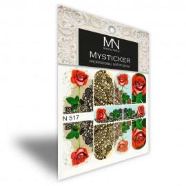 Mysticker - N517