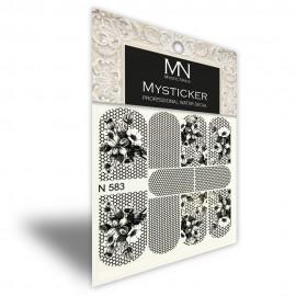 Mysticker - N583