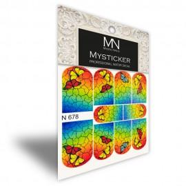 Mysticker - N678
