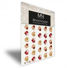 Mysticker - N718