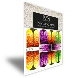 Mysticker - N724