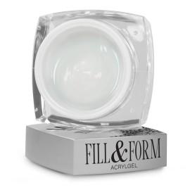 Fill&Form Gel - Milky White - 30g