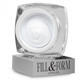 Fill&Form Gel - Super White - 4g
