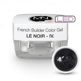French Builder Color Gel - IV. - le Noir -15g