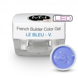 French Builder Color Gel - V. - le Bleu -15g