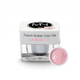 French Builder Color Gel - III. - la Rose - 4g - Limited Edition