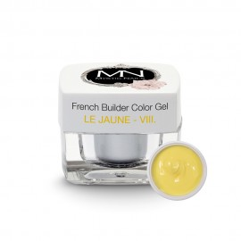 French Builder Color Gel - VIII. - le Jaune - 4g - Limited Edition