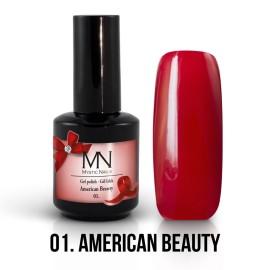 Gél Lakk 01 - American Beauty 12ml