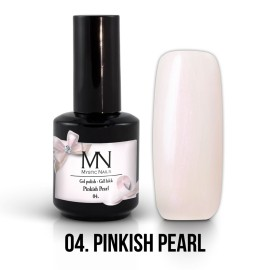 Gél Lakk 04 - Pinkish Pearl 12ml