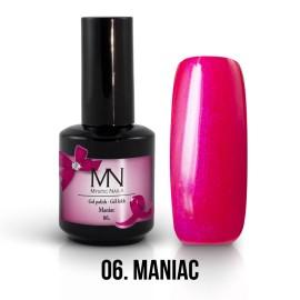 Gél Lakk 06 - Maniac 12ml