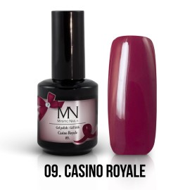 Gél Lakk 09 - Casino Royale 12ml