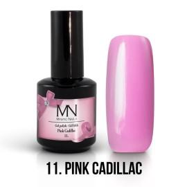 Gél Lakk 11 - Pink Cadillac 12ml