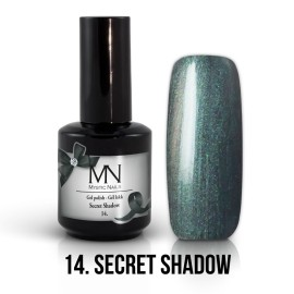 Gél Lakk 14 - Secret Shadow 12ml