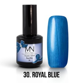 Gél Lakk 30 - Royal Blue 12ml