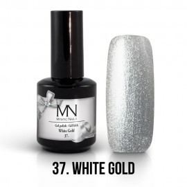 Gél Lakk 37 - White Gold 12ml