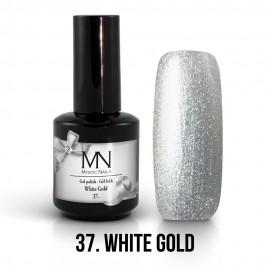 Gél Lakk 37 - White Gold 12ml