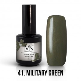 Gél Lakk 41 - Military Green 12ml