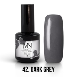 Gél Lakk 42 - Dark Grey 12ml
